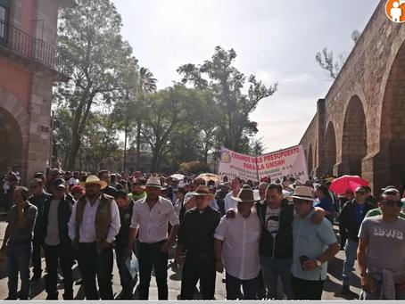 Observaciones de la ASM a la Casa de Hidalgo, responsabilidad de la autoridad: SUEUM