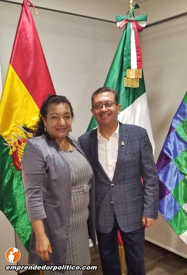Revisan modelo de desarrollo de Bolivia para incorporarlo en municipios con rezago social de México
