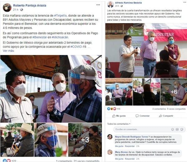"""Morenistas denuncian proselitismo anticipado de diputado; """"¿Con uso de recursos federales o como?"""