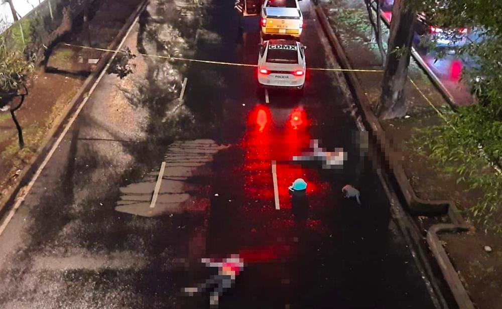 Trágico 10 de mayo en Azcapotzalco; auto arrolló y mató a MAMÁ e HIJA