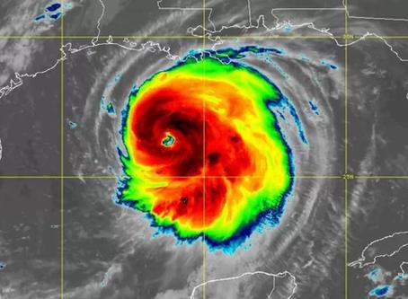 Huracán 'Laura' ya es categoría 4 y extremadamente peligroso