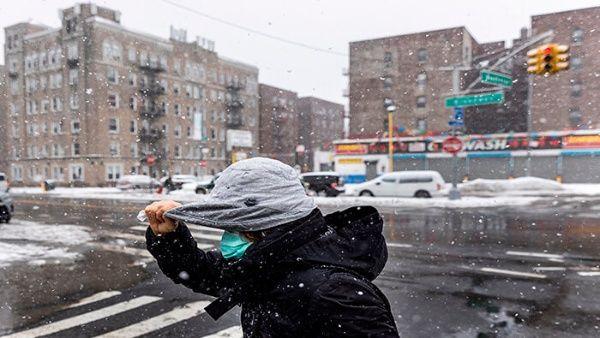 Biden declara a Texas zona de desastre tras tormenta de nieve extrema