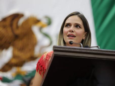 En Michoacán, somos todos, no somos unos u otros: Daniela de los Santos