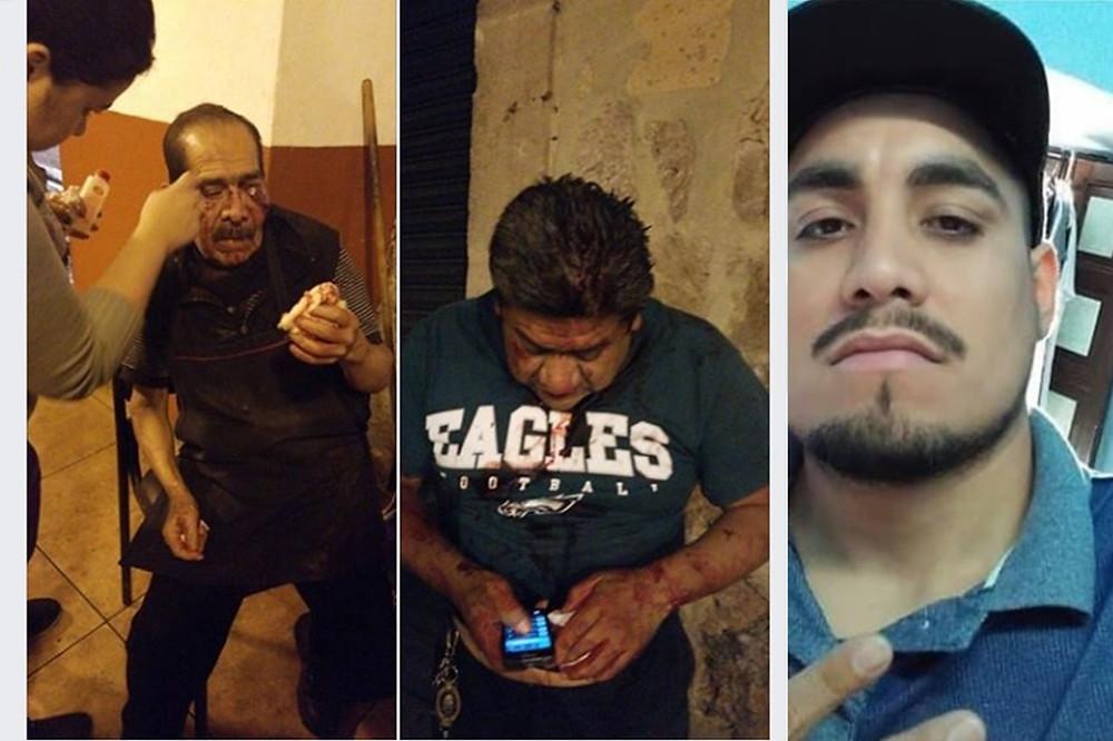 Detienen al presunto agresor de Don Mane, después de 2 semanas de la agresión.