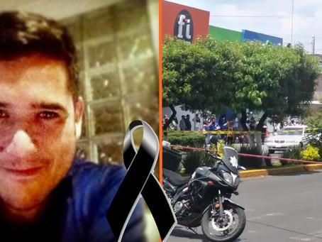 Joven periodista y locutor, el asesinado esta tarde en Morelia (+Video)