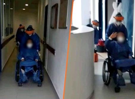 Registra Hospital Comunitario de Tuzantla primer egreso de paciente recuperada de COVID-19