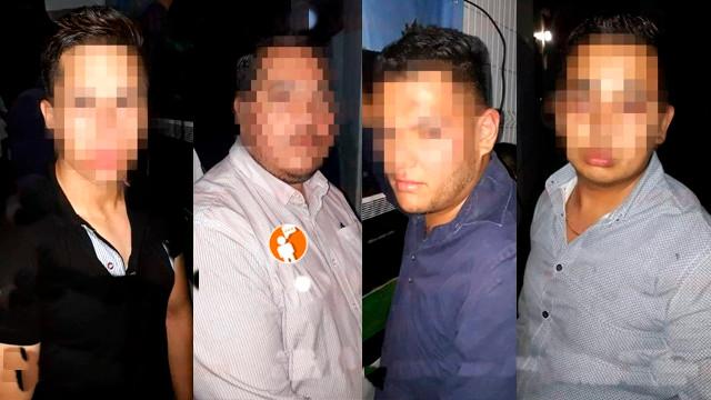 Cuatro detenidos tras riña en la Expo Fiesta Michoacán 2019