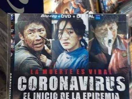 """Vendedores de Tepito bautizan la película """"Virus"""" y la llaman """"Coronavirus - Emprendedorpolitico.com"""