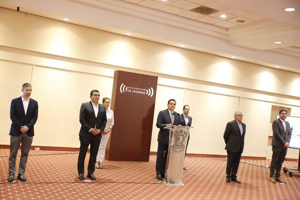 Conoce las medidas que presentó esta mañana Silvano Aureoles para apoyar la economía ante el COVID