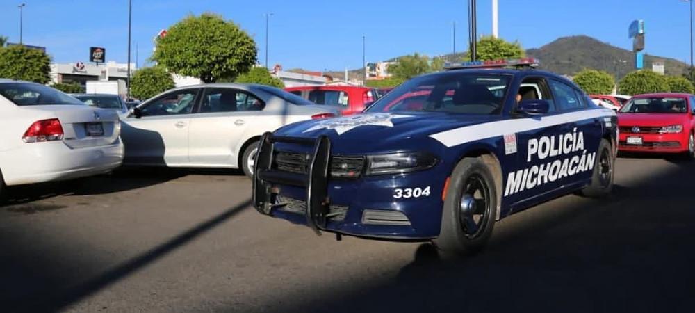 Morelia: Sale de un banco de las Américas con más de un millón de pesos y lo asaltan violentamente
