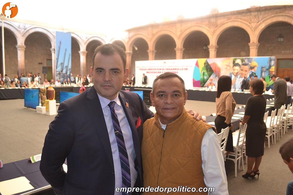 Diputados locales del PT respaldan iniciativa para impulsar las vocaciones productivas de Michoacán