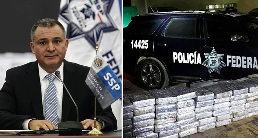 Con García Luna, la Policía Federal traficó hasta droga: Anabel Hernández