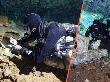 Descubren la mina de ocre más antigua de las Américas (+Fotos+Videos)