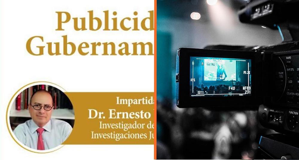 #UMSNH: Impartirán conferencia sobre publicidad gubernamental por Ernesto Villanueva