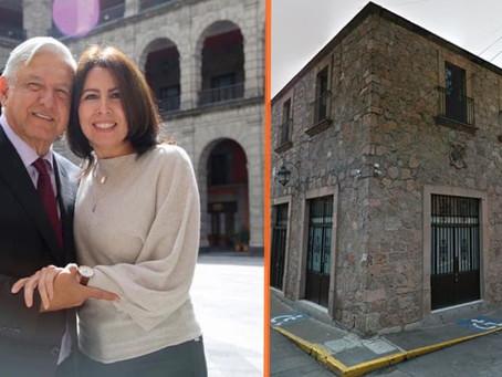 Senadora Gricelda Valencia de la Mora, nueva delegada de Morena en Michocán para proceso electoral