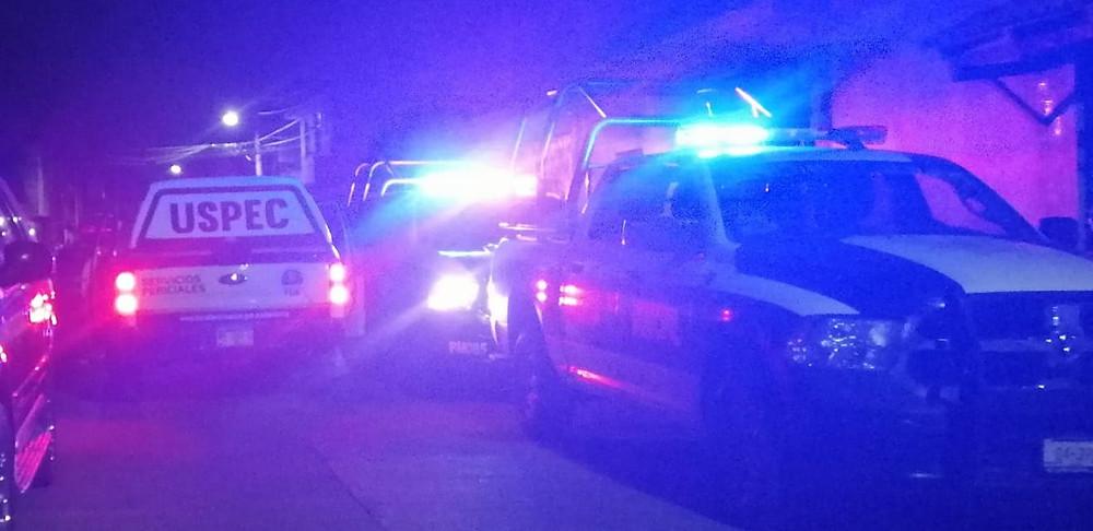 Durante la noche, sicarios balean a 2 hombres en domicilio de La Mintzita, Morelia