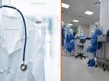 ¡Atención! Gobierno busca médicos y enfermeras para atender Covid; ofrece 28 mil mensuales