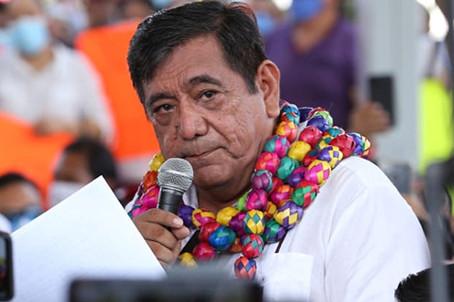 INE reitera su decisión de retirar candidatura a Félix Salgado