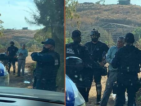 Policías detienen de manera arbitraria a candidato del PVEM a la gubernatura de Michoacán