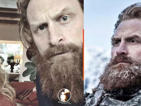 """Kristofer Hivju de """"Game of Thrones""""da positivo por coronavirus junto con su familia"""
