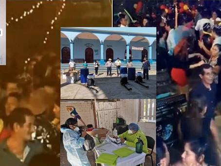 """Este municipio de México es un """"pueblo fantasma"""" por brote de COVID-19 tras fiesta masiva"""