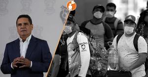 En Michoacán ya será obligatorio usar cubrebocas: Gobierno del estado