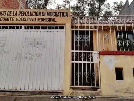 Perredistas afines a Barragán dicen ser más de 26 mil militantes y renunciarán al partido