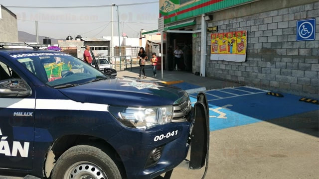 Amenazas de bomba en Tarímbaro