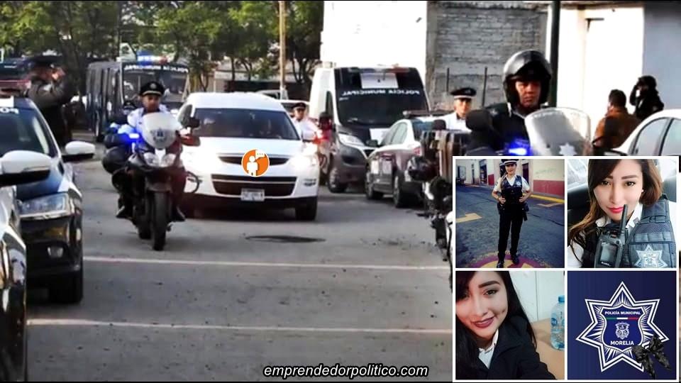 Vinculan a proceso al presunto asesino de una mujer policía de #Morelia
