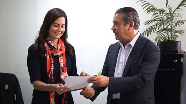 Morón mueve sus piezas; nombra a ex diputada local del PRD como nueva titular del SEFECO