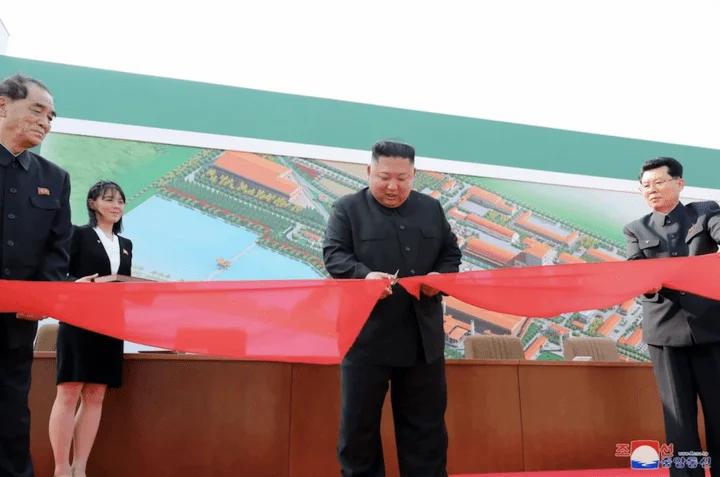 Kim Jong-un reapareció en público tras los rumores sobre su muerte