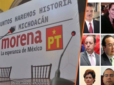 Morena y PT preparan juicio político contra consejeros del INE: Raúl Morón