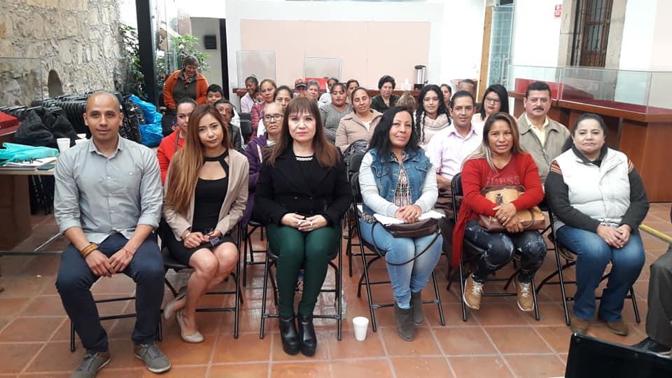 Comisión de Salud y Asistencia Social, ofrece capacitación a emprendedores: Regidora Lupita Alcaraz