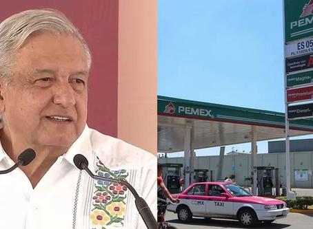 AMLO: 'suceda lo que suceda, no habrá gasolinazos'
