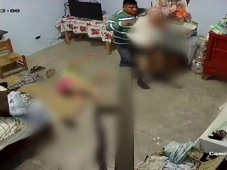 Michoacán: Denuncian y buscan a sujeto que robó y golpeó a pareja de abuelitos