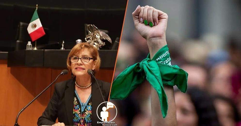 Es derecho de las mujeres el decidir sobre su cuerpo y su vida: Blanca Piña