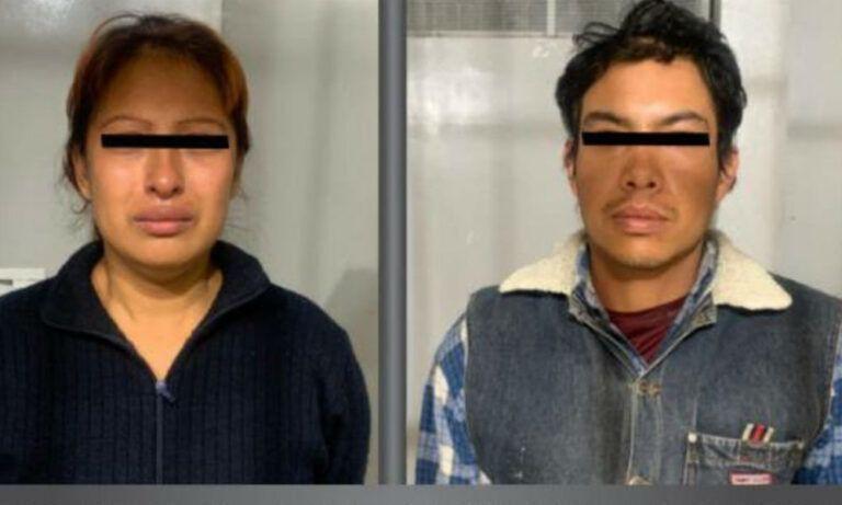 Matrimonio que mató a Fátima, detenidos por sobornar a policías y no por feminicidio
