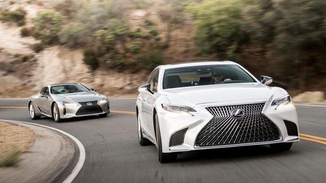 Lexus llegará a México en 2021