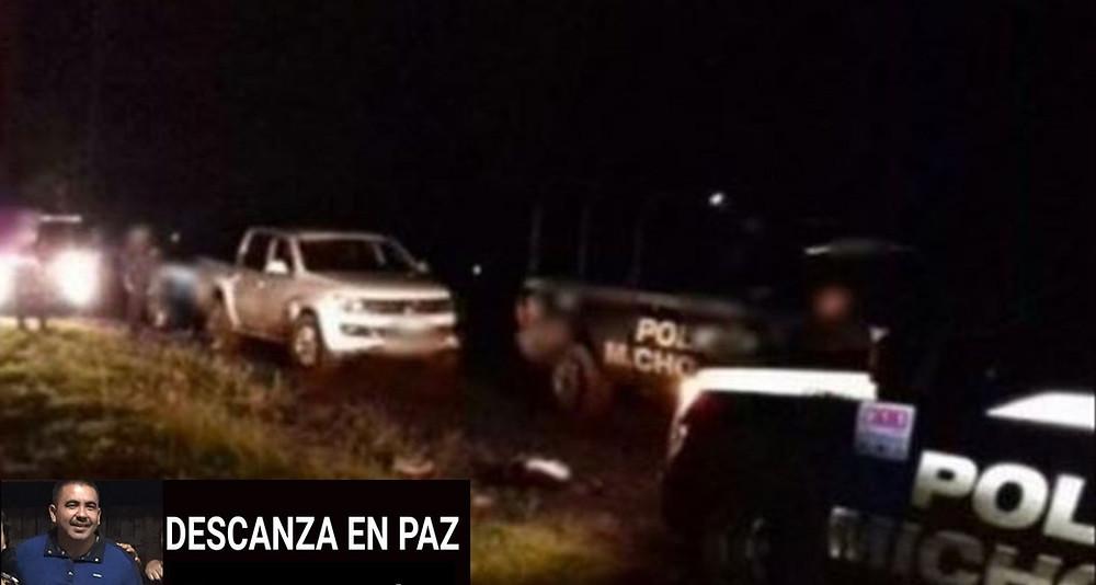 Migrante michoacano que regresó de E.U. para celebrar fiestas decembrinas, es levantado y asesinado