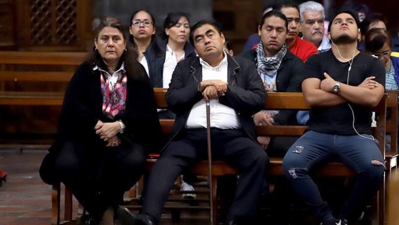 Los pobres somos inmunes al Coronavirus: Gobernador de Puebla