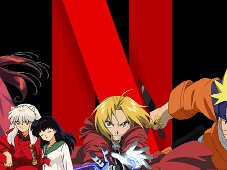 Evangelion y otras animes en Netflix que puedes ver este sábado
