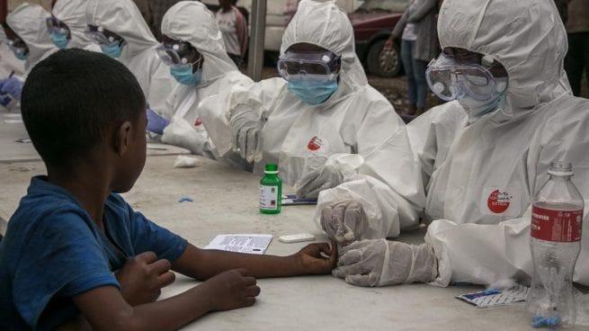 Se ´dispara´ coronavirus en África; estiman hasta 300 mil muertos este año