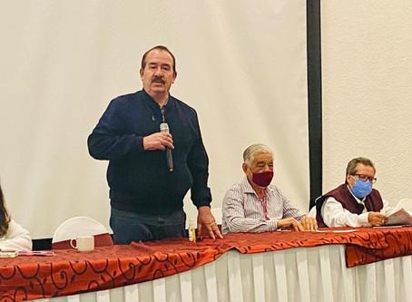 Autodenominada dirigencia de Morena en Michoacán, no logra de nuevo quórum en Consejo Estatal
