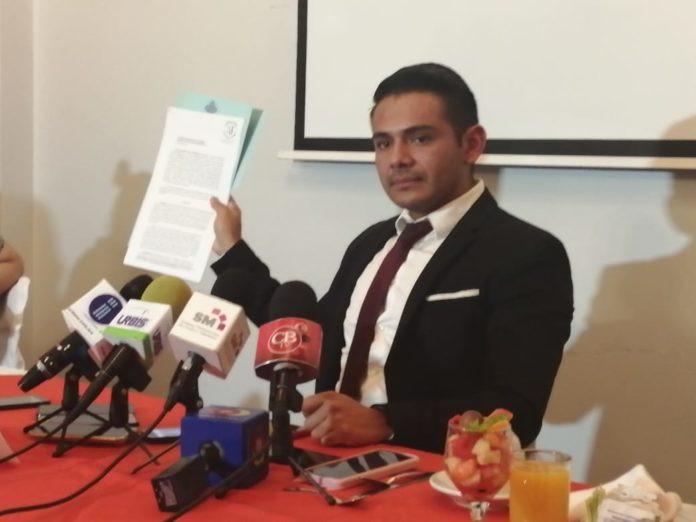 Empresario moreliano interpone denuncia por agresiones de policías municipales