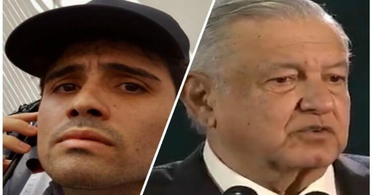 AMLO confirma liberación de Ovidio Guzmán, hijo del 'Chapo'