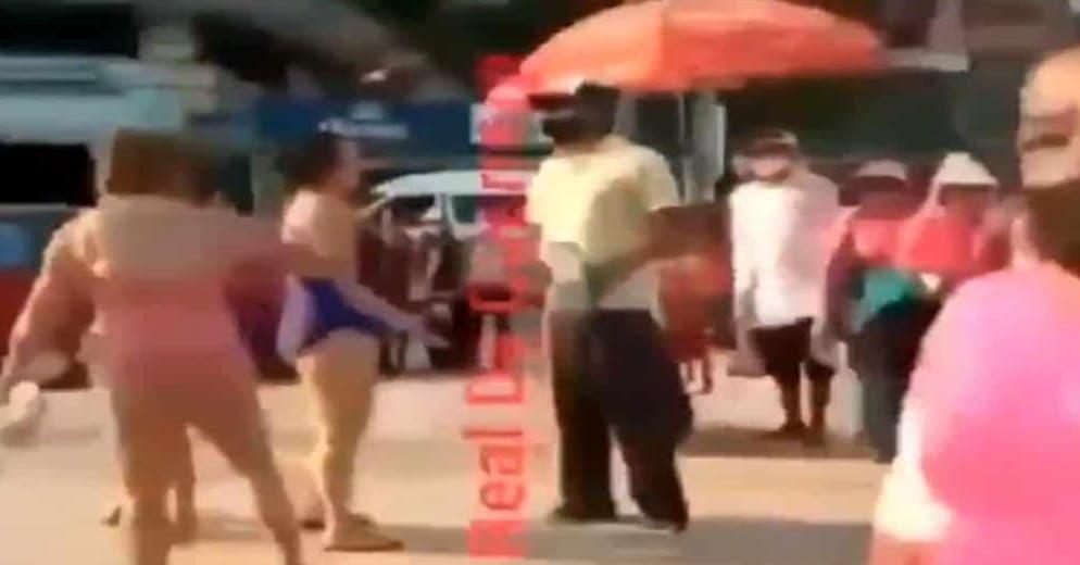 Se arma la bronca entre capitalinos y acapulqueños (+Video)