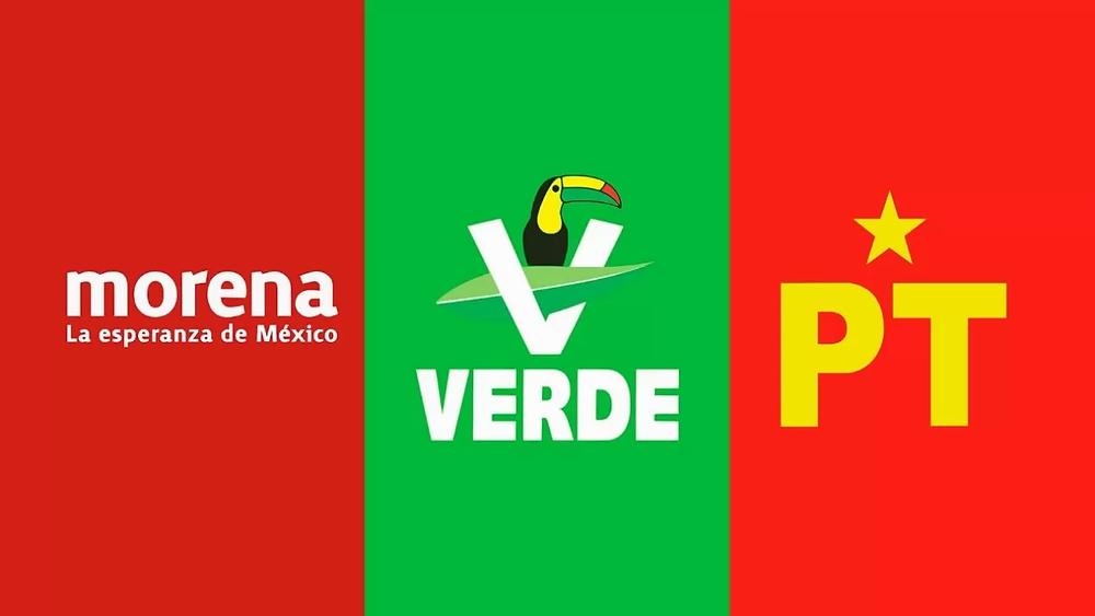 Resultados del Consejo Nacional de Morena: avala coaliciones y candidaturas comunes con PT y el PVEM