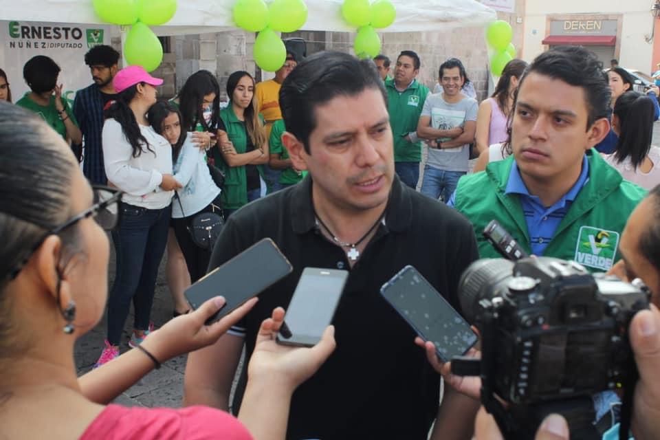 Diputado del Partido Verde presentará iniciativa para igualdad condiciones de taxistas y Ubers
