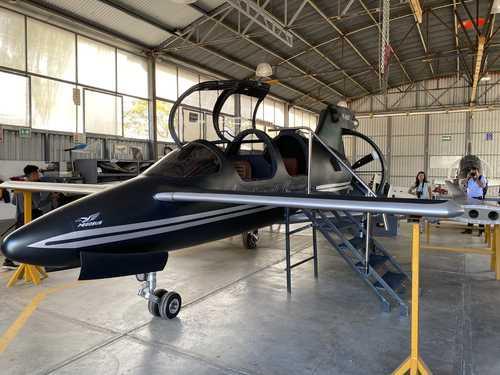 En Oaxaca nace primer avión militar diseñado por mexicanos - Emprendedorpolitico.com