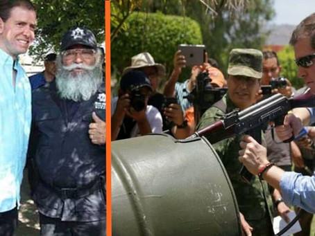 Tarde pero seguro; castigan al ex Virrey de Michoacán Alfredo Castillo; SFP lo inhabilita 10 años